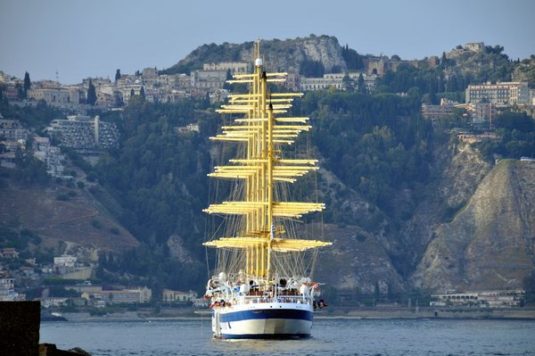 круизная яхта Royal Clipper