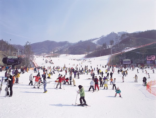 Alshan Alpine Ski Resort