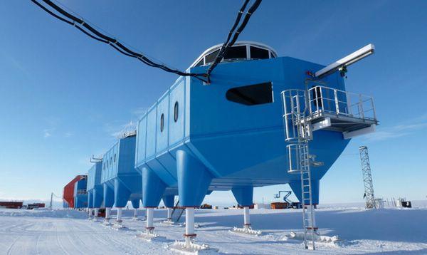 полярная станция Halley VI