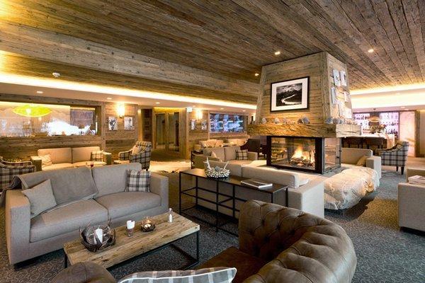отель на курорте Ружмон щвейцария
