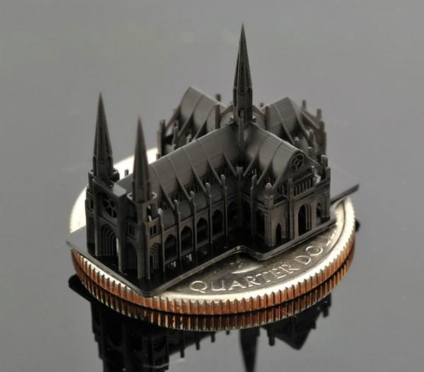 Solus DLP— портативный 3D-принтер с высокой детализацией печати
