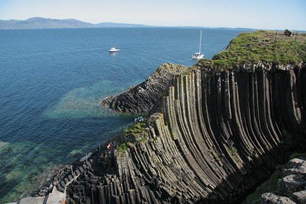 остров стаффа шотландия