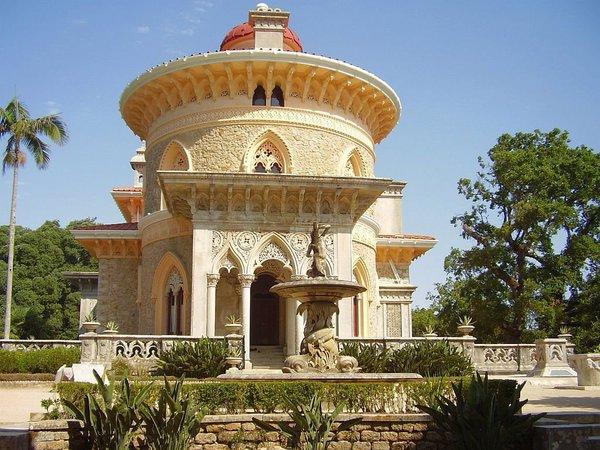 дворцы Синтры Монсеррат