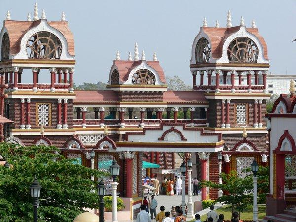 кино-город рамоджи хайдарабад