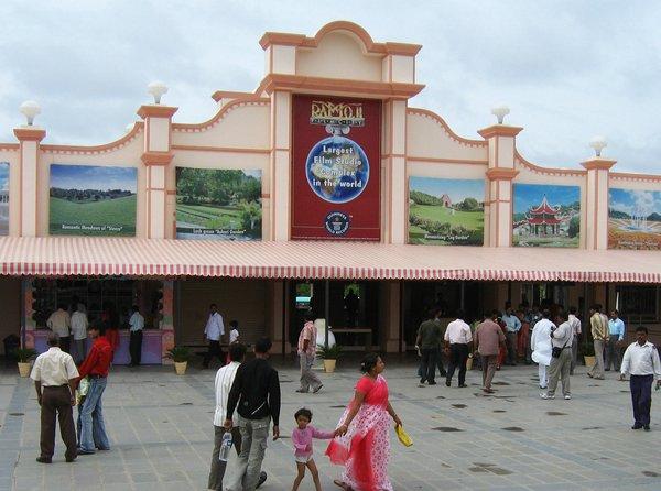 Киностудия Рамоджи— самый большой кино-город в мире
