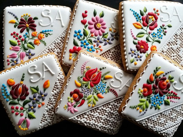 печенья Mézesmanna