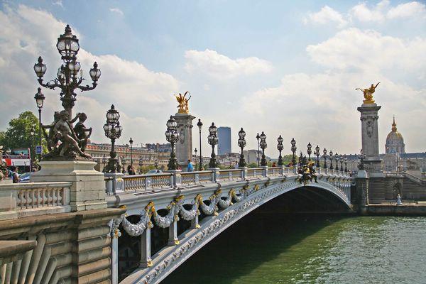 парижские мосты