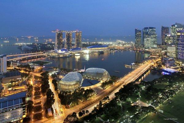 Театр Эспланада в Сингапуре