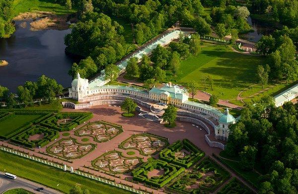 Ораниенбаум Ломоносово Петербург