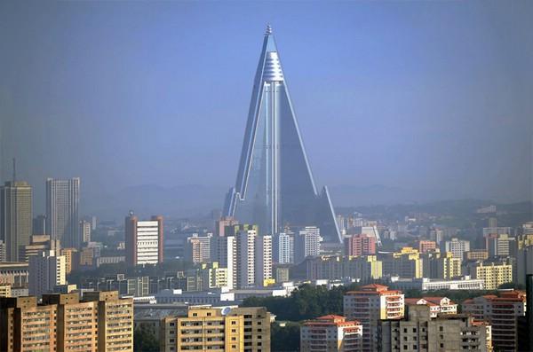 гостиница Рюгён Пхеньян