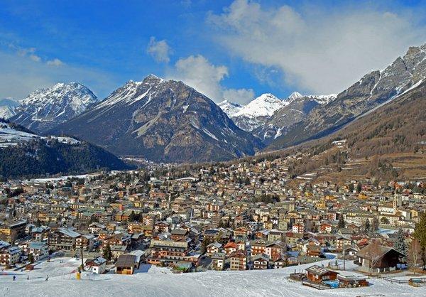 Итальянский горнолыжный курорт Бормио