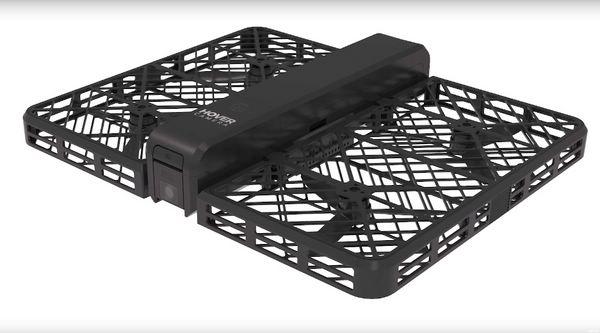 Hover Camera— компактная камера-беспилотник для путешественников