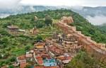 Великая Индийская стена форта  Кумбалгарх