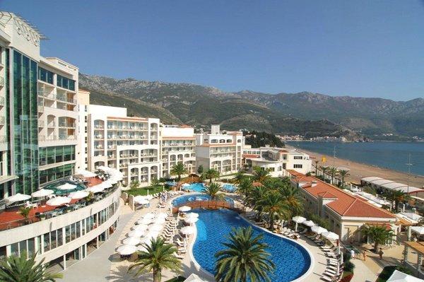отель в бечичи черногория