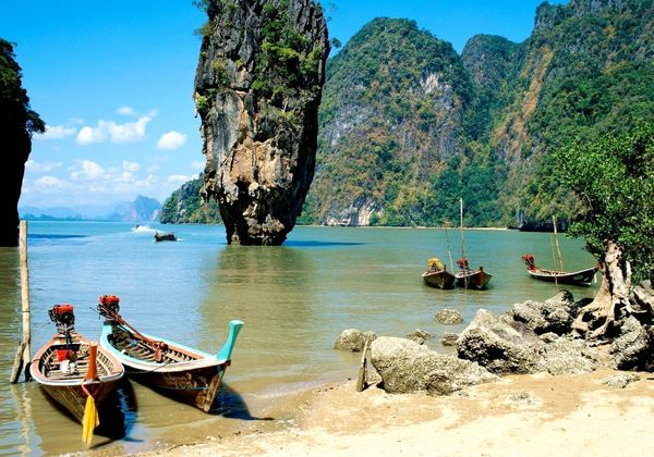 отдых на пхукете тайская деревня