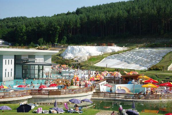 курорты венгрии Эгерсалок