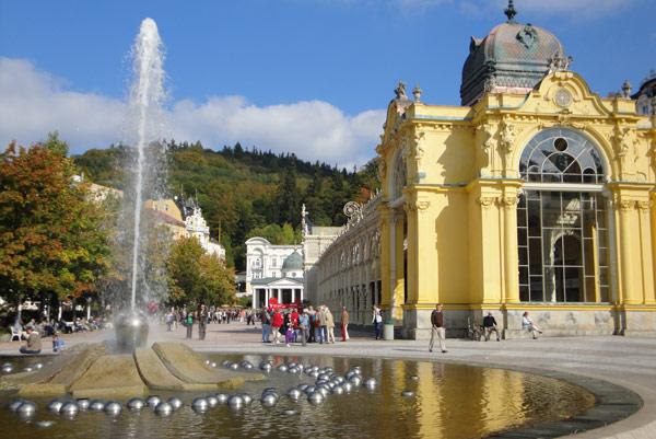 лечебные курорты чехии мариинские лазни
