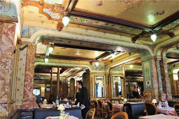лучшие рестораны парижа mollard