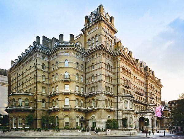Роскошный лондонский отель The Langham 5*