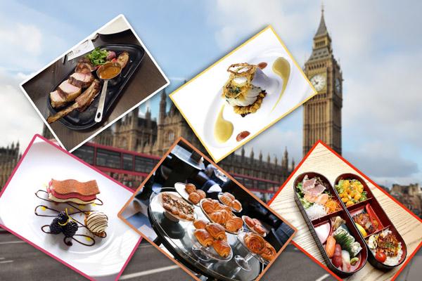 лондонские рестораны
