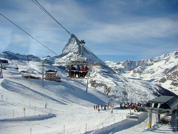 лыжные курорты швейцарии церматт