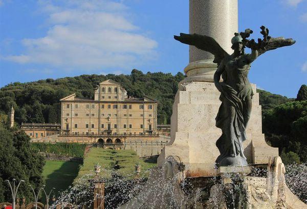 Вилла Альдобрандини в окрестностях Рима