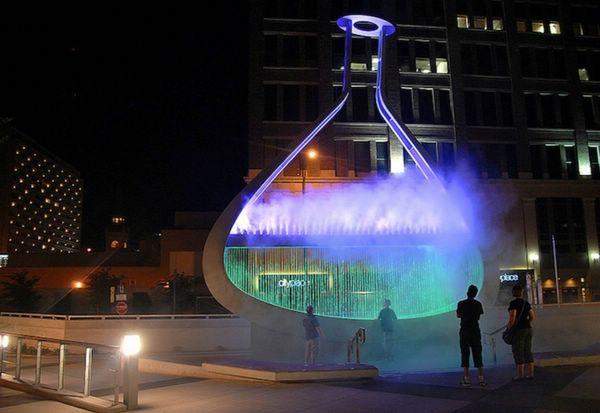 фонтан Emptyful виннипег