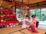 Хинамацури — традиционный Праздник девочек в Японии