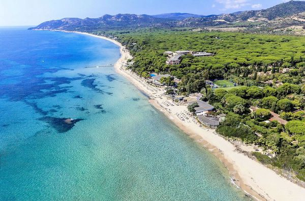 Отельный комплекс Forte village Resort 5* на Сардинии