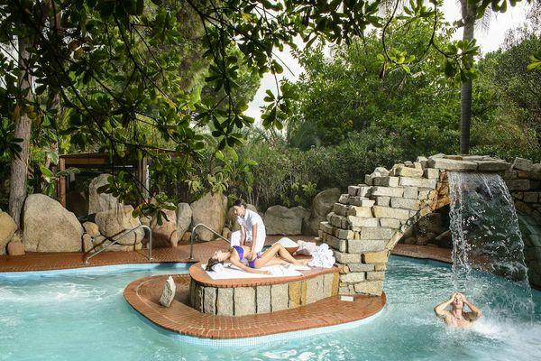 пятизвездочный отель на сардинии