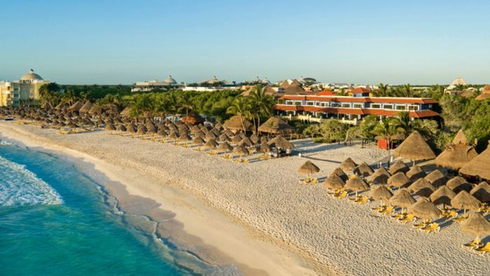 отдых в Мексике курорт Ривьера-Майя