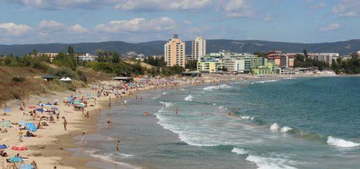курортный город Несебр Болгария