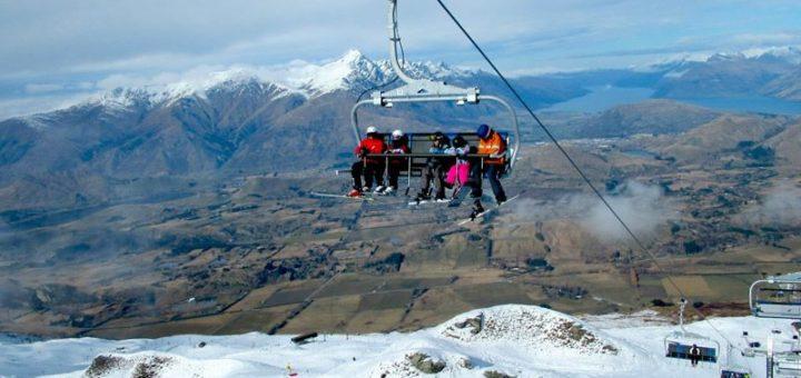 Горнолыжные курорты Новой Зеландии