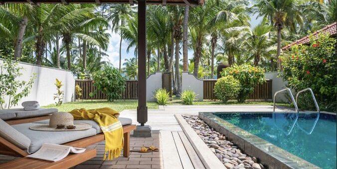 отдых на Сейшелах курорт Club Med Seychelles