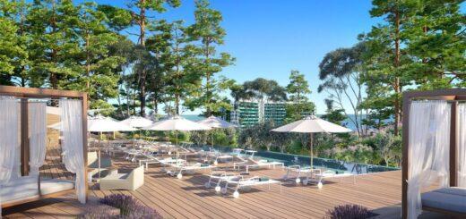 курорт Magna Marbella в Испании